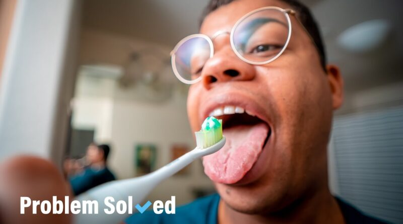 5 fast fixes for healthier teeth and gums | Problem Solved