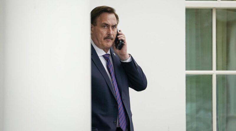 dominion-blames-mypillow's-mike-lindell-for-election-distrust-and-bizarre-arizona-audit-–-forbes