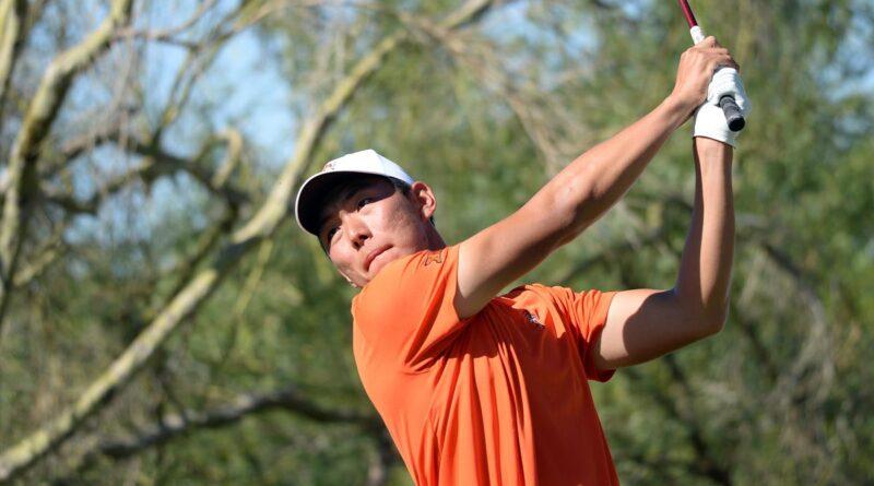oklahoma-state-men's-golf:-bo-jin,-cowboys-take-lead-at-ncaa-championships-at-grayhawk-–-oklahoman.com