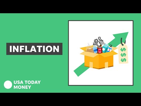 Rising inflation impacts the stock market and more. Here's how.