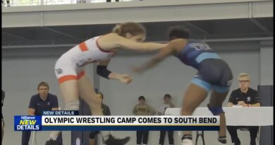 team-usa-women's-wrestling-continues-final-training-camp-in-south-bend-–-abc-57-news