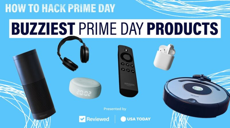 Amazon Prime Day 2021: Amazon must-haves | Reviewed and USA TODAY