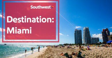 Miami Travel Guide   Southwest Destinations