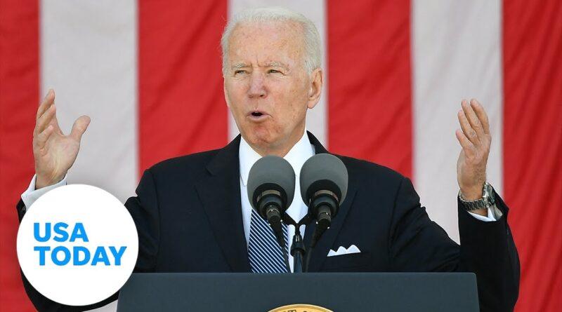 President Joe Biden visits Tulsa, Oklahoma   USA TODAY