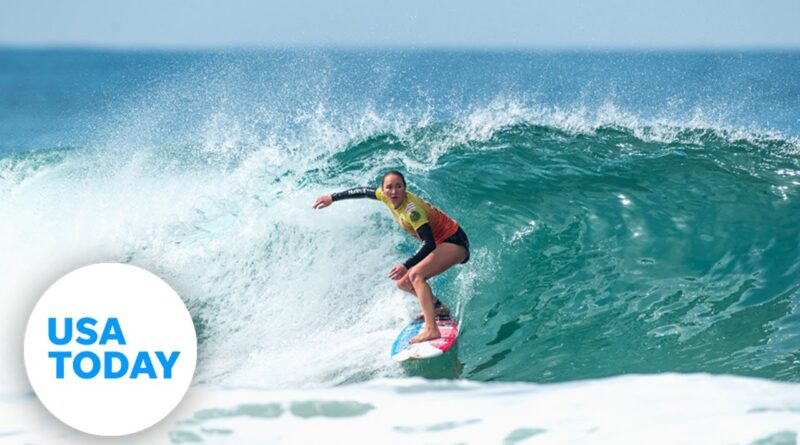 Surfing makes its Olympic debut in Tokyo, here's everything you need to know about it