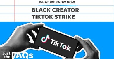 Here's why Black TikTok creators are on strike and demanding recognition   Just the FAQs
