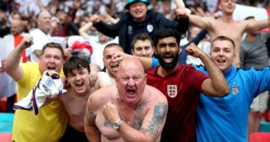 italy-to-enforce-5-day-quarantine-for-england-soccer-fans-–-miami-herald