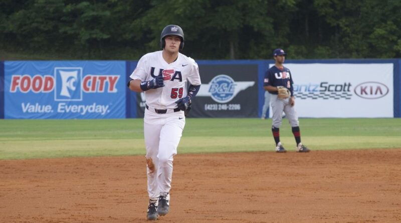 cross-homers-twice-for-stars-in-team-usa-game-at-hunter-wright-–-kingsport-times-news