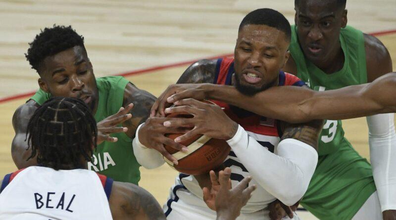 nigeria,-with-three-miami-heat-players,-stuns-adebayo,-us-olympic-basketball-team-in-las-vegas-exhibition-–-south-florida-sun-sentinel
