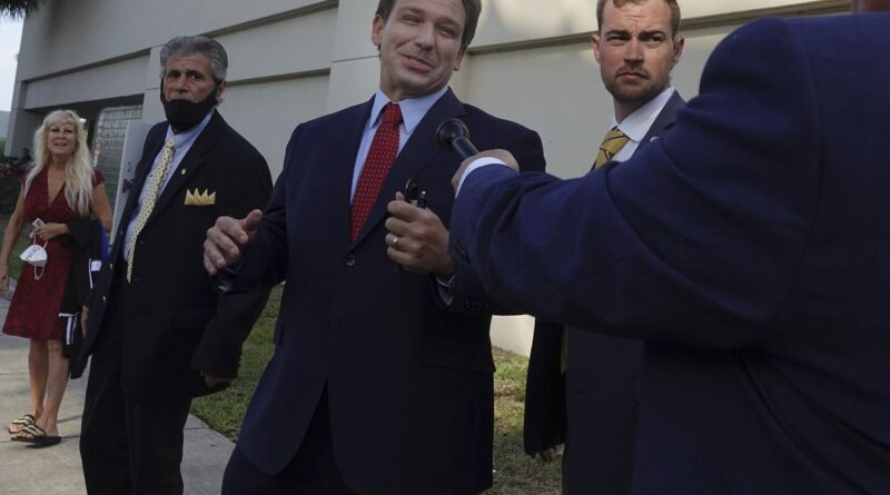 'make-america-florida':-desantis-goes-national-with-an-eye-toward-white-house-–-anchorage-daily-news