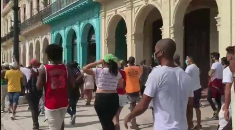 'perfect-scenario-for-a-social-explosion':-center-for-a-free-cuba-on-weekend-protests-–-cbs-miami