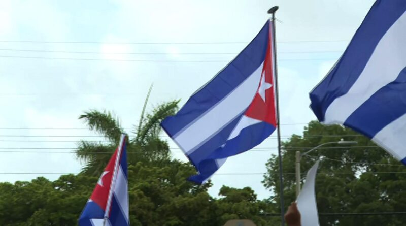 miami-rally-supports-protests-in-cuba-–-yahoo-news