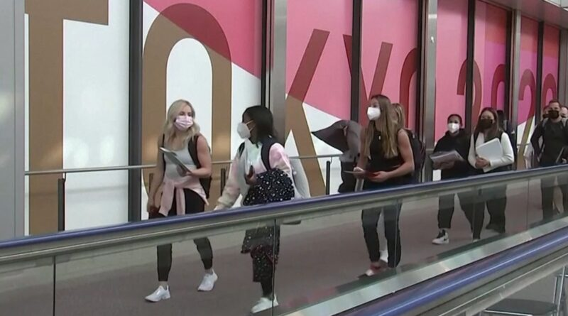 team-usa-gymnasts-arrive-in-tokyo-ahead-of-olympics-–-nbc-chicago