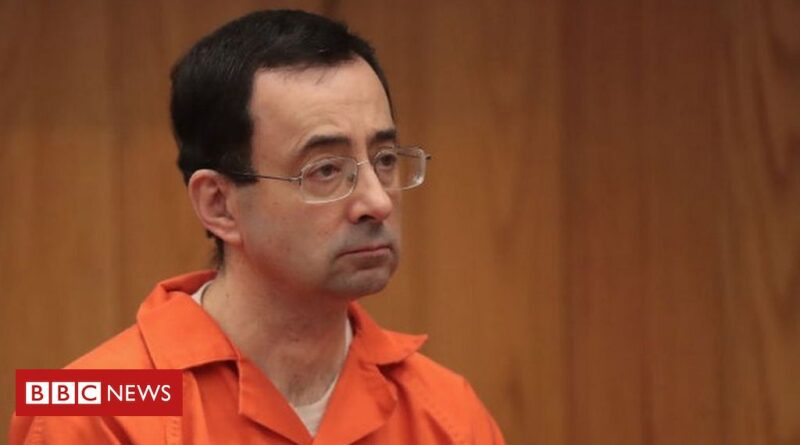 larry-nassar:-fbi-failed-to-investigate-usa-gymnastics-abuser,-watchdog-finds-–-bbc-news