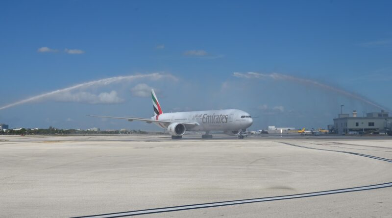 emirates-inaugurated-its-non-stop-flights-between-dubai-and-miami-–-aviacionline.com