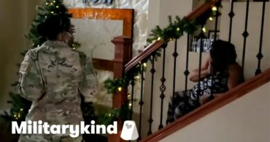 Army couple pulls off 6 scream-worthy surprises | Militarykind