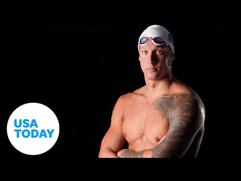 American swimmer Caeleb Dressel is chasing greatness at the Tokyo Olympics   USA TODAY