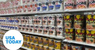 Adventures in a Japanese convenience store during the Tokyo Olympics   USA TODAY