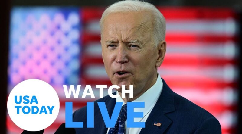 President Biden delivers remarks on his plan for economic recovery (LIVE) | USA TODAY