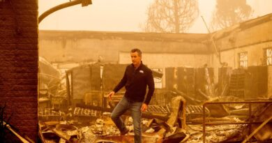 'we-didn't-expect-a-monster-like-this':-dixie-fire,-largest-single-blaze-in-california-history,-threatens-thousands-of-homes-–-usa-today
