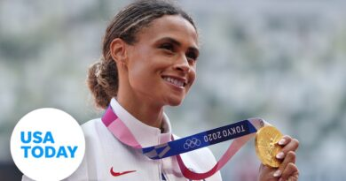 Sydney McLaughlin breaks own world record; Beach volleyball semis and USWNT on Thursday | USA TODAY