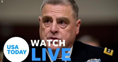 Army General Mark Milley testifies before the Senate on Afghanistan exit (LIVE)   USA TODAY
