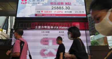 asian-shares-trend-lower-after-wall-st-ends-with-weekly-loss-–-miami-herald
