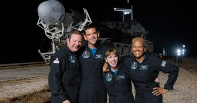 no-professional-astronauts:-spacex-will-launch-first-all-civilian-crew-into-orbit-tonight-–-usa-today