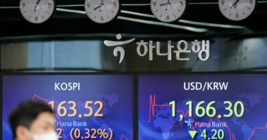 asian-shares-mostly-lower-on-lackluster-china,-japan-data-–-miami-herald