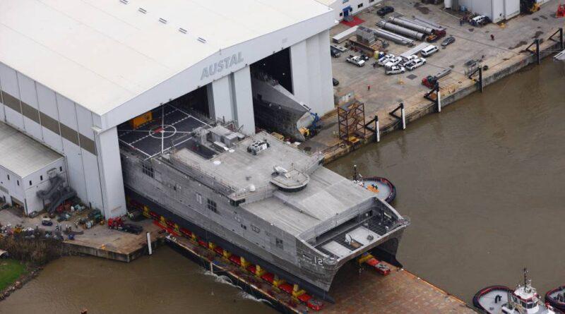shipbuilder-austal-usa-names-new-president-–-defensenews.com
