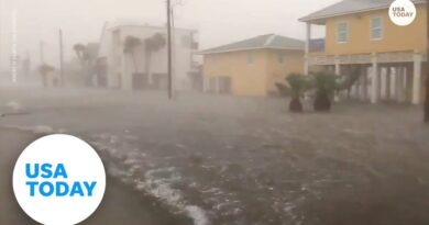 Hurricane Nicholas hits Texas with flash flooding, power outages | USA TODAY