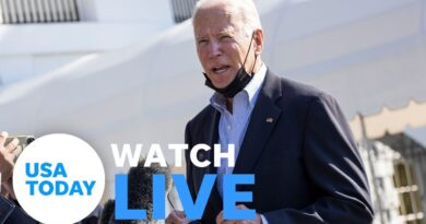 Biden receives briefing from local New Jersey leaders on impact of Hurricane Ida (LIVE)   USA TODAY