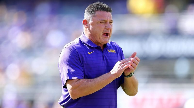 analysis:-don't-count-out-ed-orgeron-yet.-lsu-football-upsets-florida-in-game-drunk-on-drama-–-usa-today