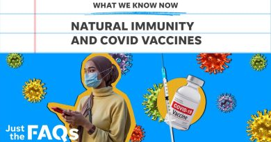 Experts say you still need a vaccine even if you had COVID | USA TODAY