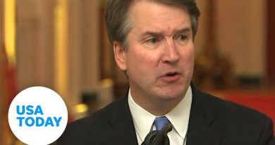 Supreme Court Justice Brett Kavanaugh tests positive for COVID-19   USA TODAY