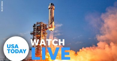 William Shatner joins Blue Origin's second crew for space flight (LIVE) | USA TODAY