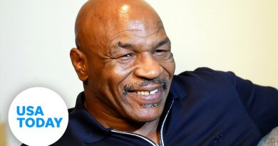 Mike Tyson talks about getting the COVID vaccine, death, and his new film | USA TODAY
